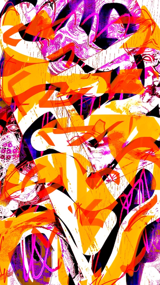 Abstract NFT 1/1
